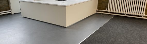 Safety Flooring & Carpets for Marling School